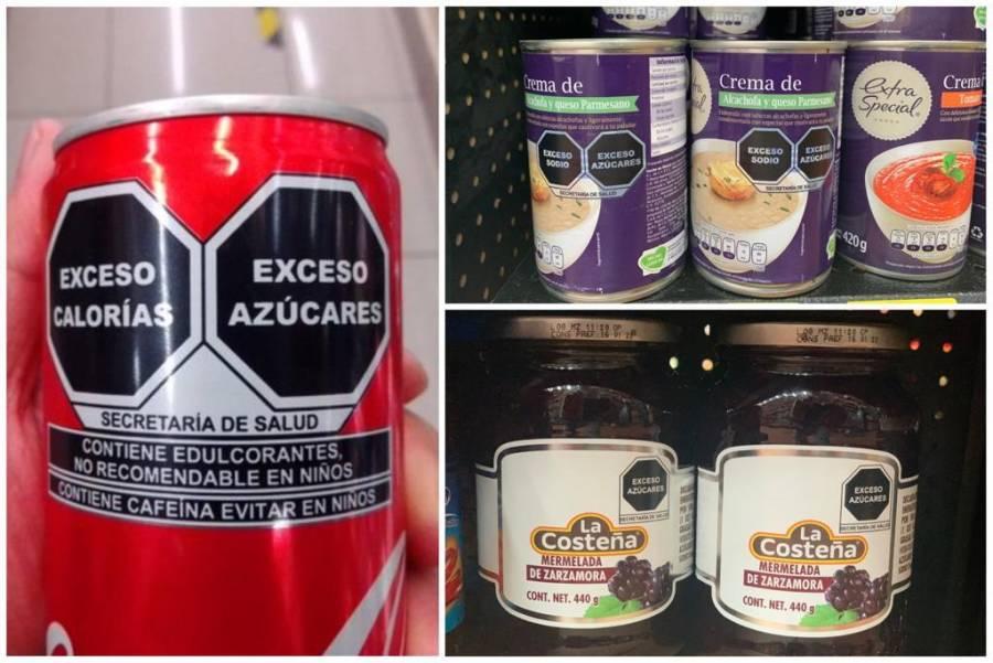 Ya puedes encontrar nuevo etiquetado que alerta exceso de azúcares