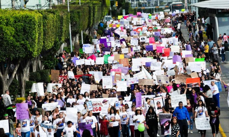 Amnistía Internacional solicita al gobierno de Guanajuato no criminalizar a manifestantes