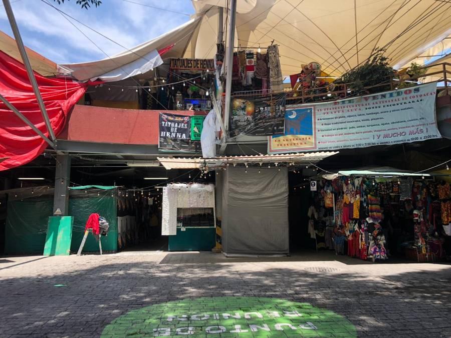 Galería: Así luce el Mercado de Artesanías en Coyoacán