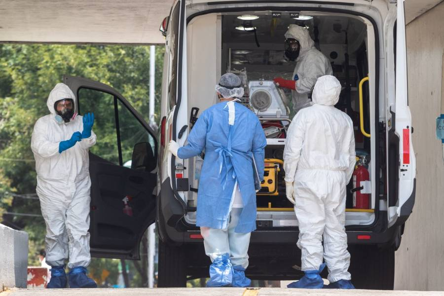 Reino Unido: Le diagnosticaron Covid-19, era Cáncer