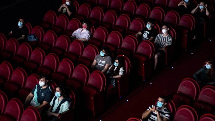 Salas de cine en Chetumal abren nuevamente