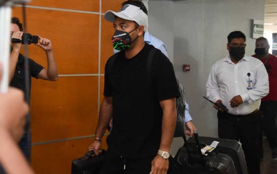 Marco Fabián se convierte en nuevo jugador de los Bravos de Juárez
