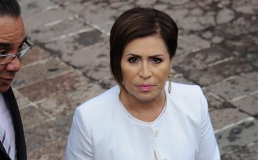 Admiten amparo de Rosario Robles para enfrentar proceso en libertad