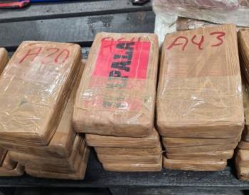 Decomisan 678 kg de cocaína en Manzanillo