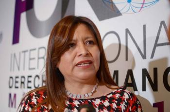 """Adriana Díaz """"Justicia por propia mano, evidencia ausencia de Estado"""""""