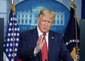 Trump daría informe sobre vacuna estadounidense este martes