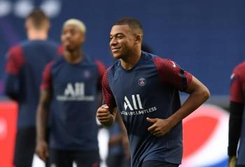 Tuchel confía en que Mbappé pueda jugar contra el Atalanta