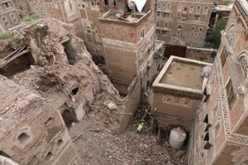 Debido a daños por lluvias e inundaciones en Yemen, UNESCO moviliza fondos para apoyar la situación