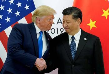 """""""Tuve una gran relación con presidente chino, pero ahora no siento lo mismo"""": Trump"""