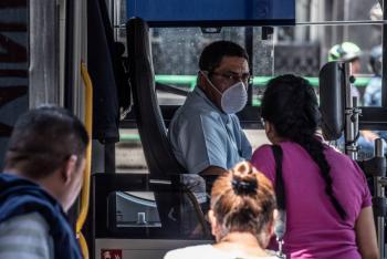 IMSS ofrecerá seguridad social a 15 mil 500 choferes de transporte público en CDMX