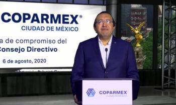 Coparmex CDMX convertirá proyectos de tecnología en empresas