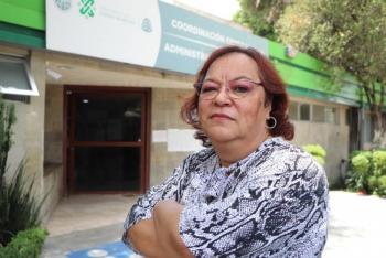 Designan a Marcela Villegas como nueva coordinadora de la Central de Abasto