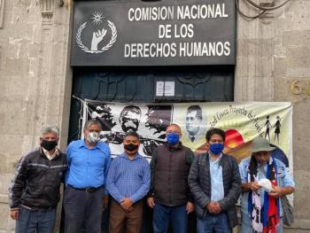 CNDH y FGR deben parar exclusión en investigación de crímenes contra líderes sociales: CNPA MN