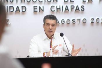 Chiapas trabaja entre los tres órdenes de gobierno para combatir efectos de la pandemia