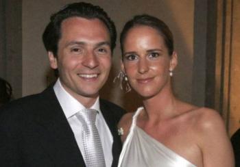 Catean propiedades de la esposa de Emilio Lozoya en Alemania