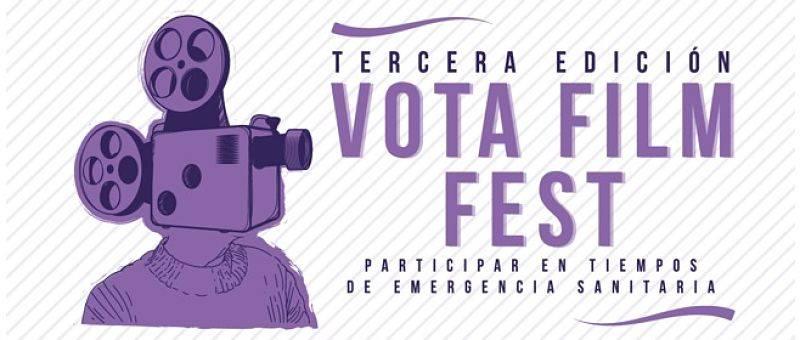 """Continúa abierto el registro al concurso de cortometrajes """"Vota Film Fest"""""""