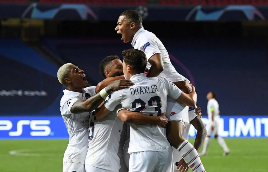 PSG remonta de último minuto y elimina al Atalanta en la Champions