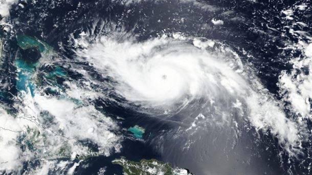 Reportan que huracán Elida ya es categoría 2