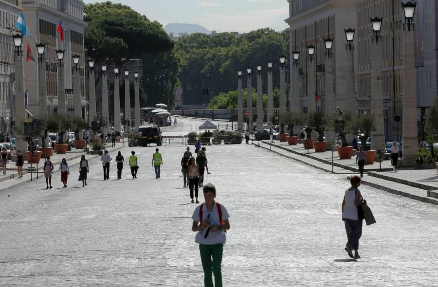 Italia prohíbe entrada a personas que lleguen desde Colombia por el Covid-19