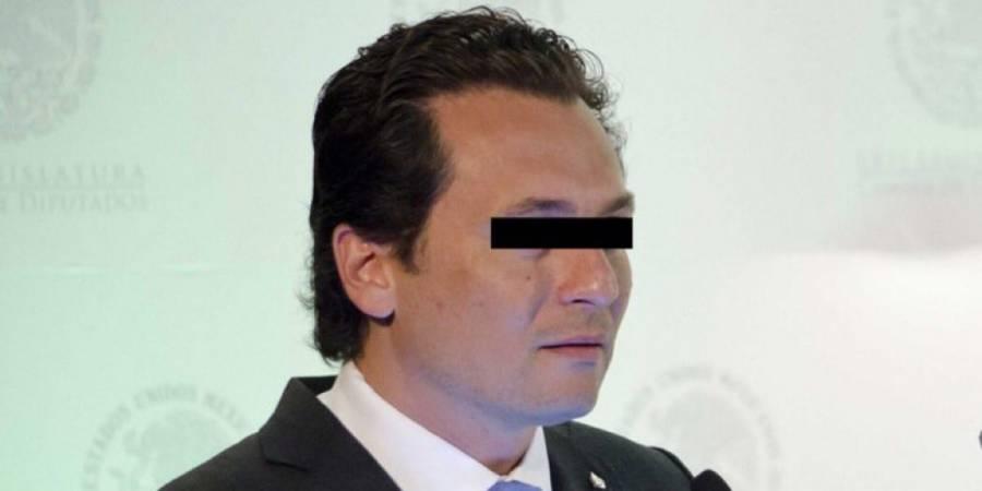 FGR asegura bienes a Emilio Lozoya en México y Europa