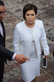 Juez admite trámite de amparo para Rosario Robles