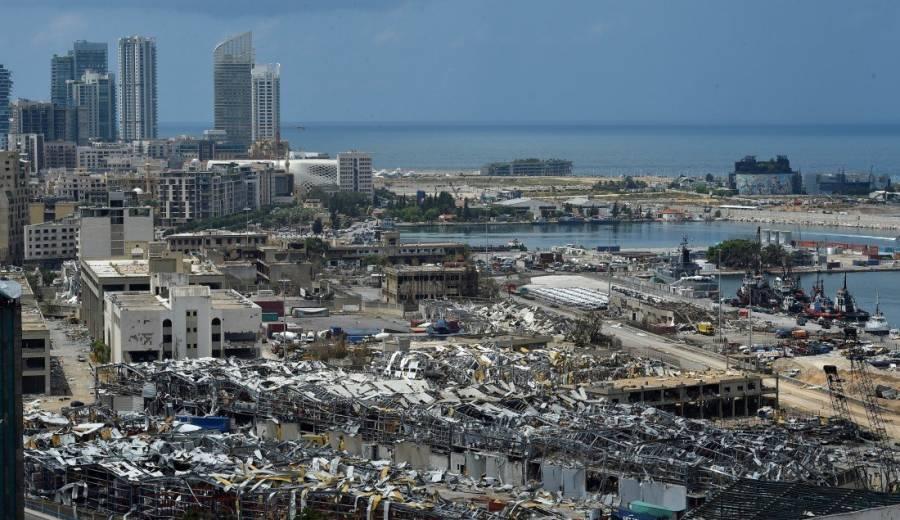 Se ven afectados 601 edificios históricos en Beirut, algunos podrían colapsar