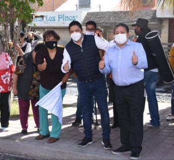 Ayuntamiento de Soledad emprende remodelación de Avenida de los Pinos