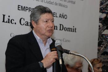 García Nieto deja Ceda; va por delegación de Morena