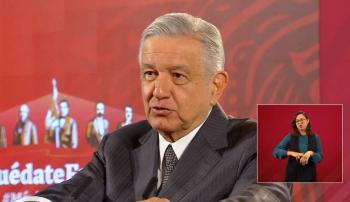 López Obrador usará cubrebocas si se lo piden especialistas