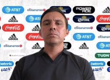 Luis Pérez, nuevo entrenador de la Selección Mexicana Sub-17