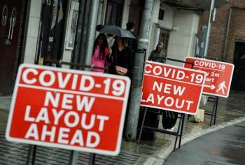 Reino Unido entra en la peor recesión en más de diez años