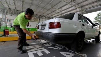 Registra Sedema más de 21 mil citas para verificación vehicular