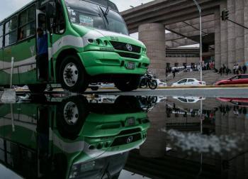 Choferes de transporte público se afiliarán al IMSS