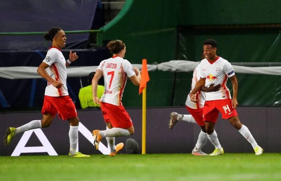¡Histórico! Leipzig elimina al Atlético de Madrid en la Champions League