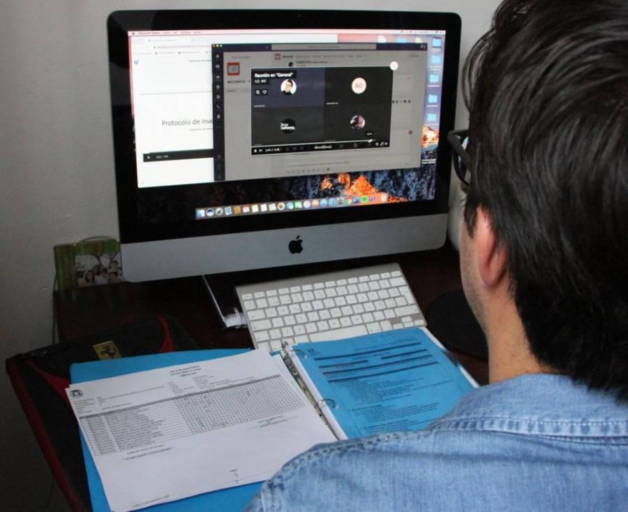 Preparan herramientas digitales para inicio de clases