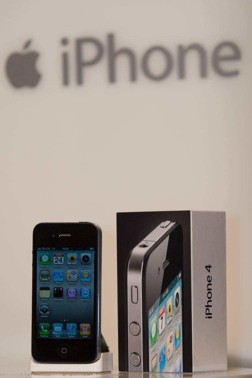 Apple pagaría más de 500 mdd por violar patente 4G
