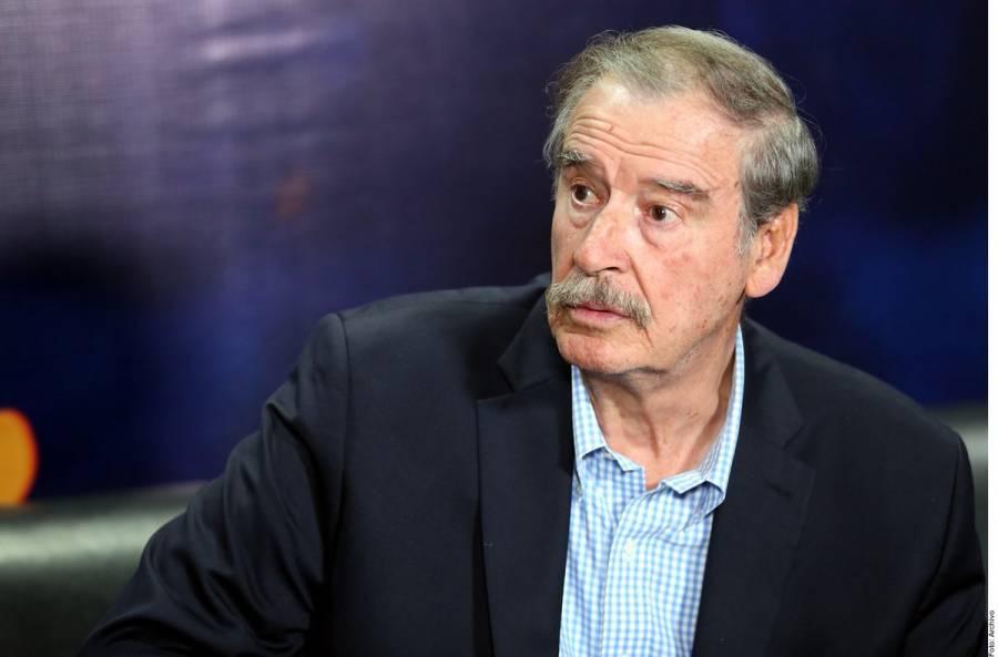 Multan a Vicente Fox por festejar una boda en medio de pandemia