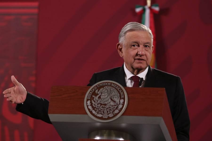 VACUNA CONTRA PANDEMIA REACTIVARÁ ECONOMÍA EN MÉXICO, ASEGURA LÓPEZ OBRADOR