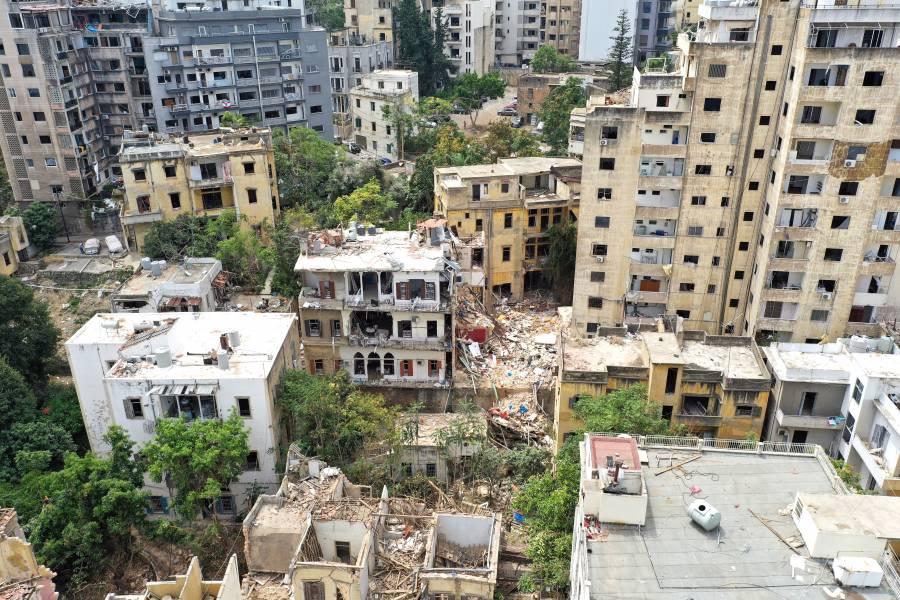 Parlamento en Líbano extiende estado de emergencia en Beirut