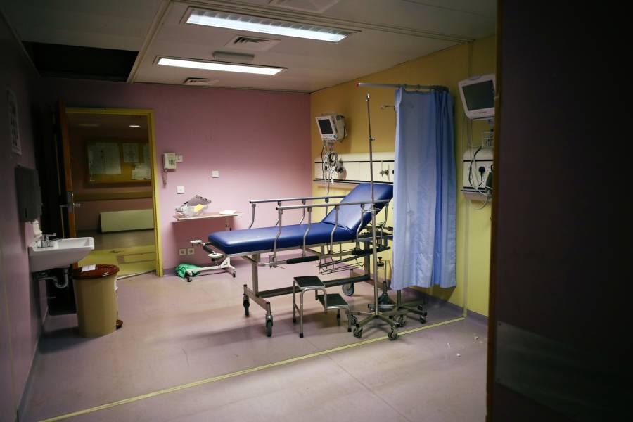 A cinco metros de un paciente, hallan COVID-19 en el aire de un hospital