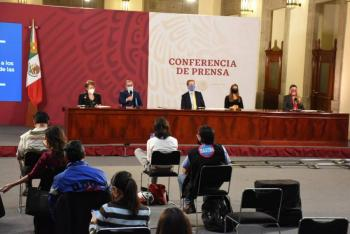Esteban Moctezuma: Contenidos de Aprende en Casa II son responsabilidad de la SEP