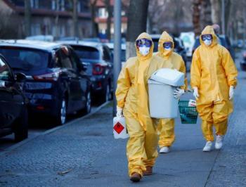 Casi mil 500 nuevos contagios en Alemania en 24 horas