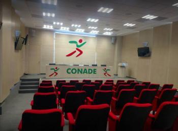 Destituyen a subdirector de la Conade por indebida prestación de servicios