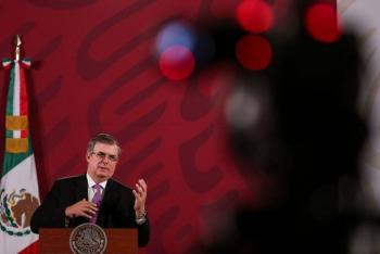 México propone extender cierre de frontera con EU hasta septiembre