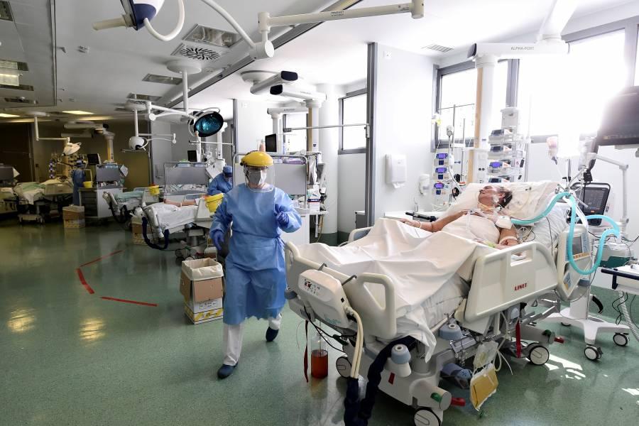 Italia sufre importante repunte de casos de COVID-19