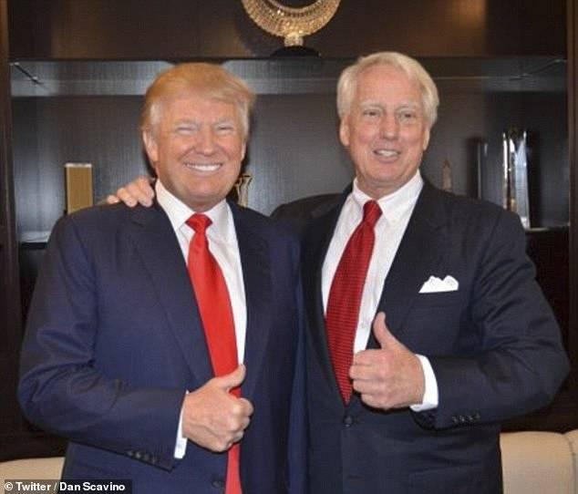 Hermano de Donald Trump hospitalizado en estado crítico