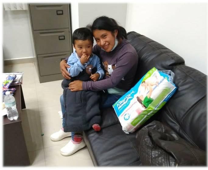Dylan Esaú, el niño perdido de Chiapas ya fue localizado