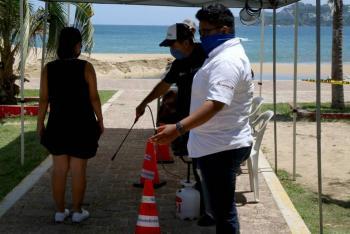 Acapulco con 40% de apertura en hoteles y restaurantes