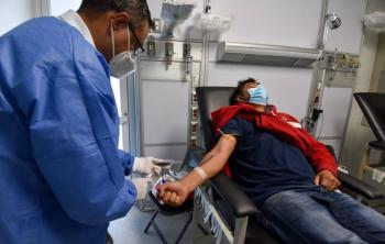 IMSS: 101 unidades de sangre donadas en la Tercera Jornada de Donaciones Itinerantes