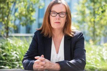 Sarah Gilbert, una experta en genética  y malaria, que lucha contra el Covid